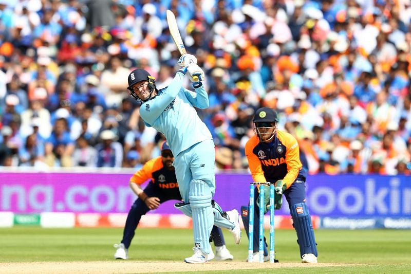 Jason Roy might find it difficult to feature in the starting line-up for SRH