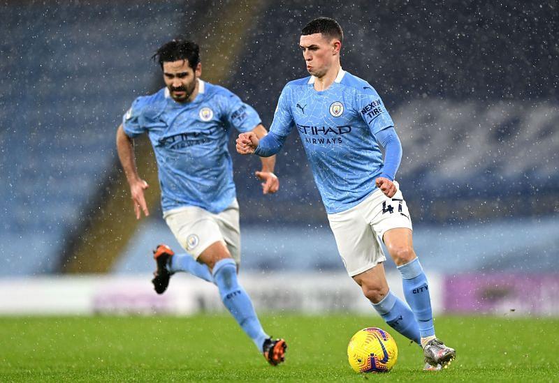 Manchester City take on Aston Villa this week