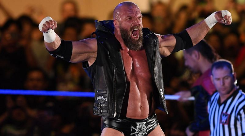 Triple H will not be at this year