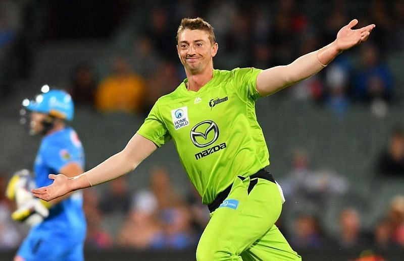 Will Daniel Sams get a place in RCB