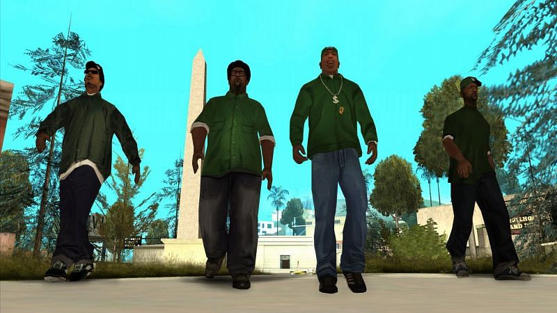 In GTA San Andreas, players can easily understand the motives of each character (Image via Soul of Braun)