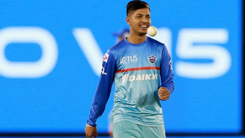 Sandeep Lamichhane represented the Delhi Capitals from 2018 to 2020