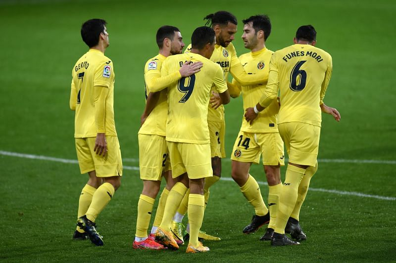 Villarreal play Dinamo Zagreb on Thursday