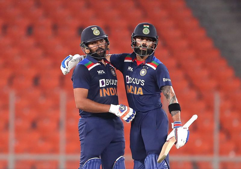 Virat Kohli and Rohit Sharma have added 937 runs as a pair in T20I cricket