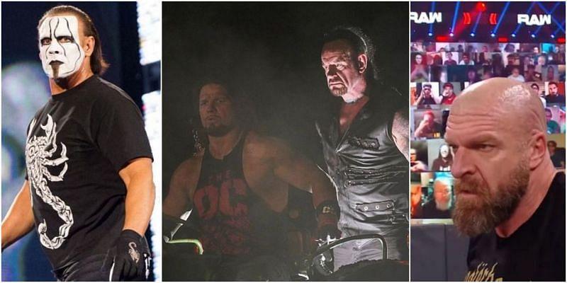WWE सुपरस्टार्स जिन्होंने अपने विरोधी चुने और 2 जिन्होंने विरोधी नहीं चुने