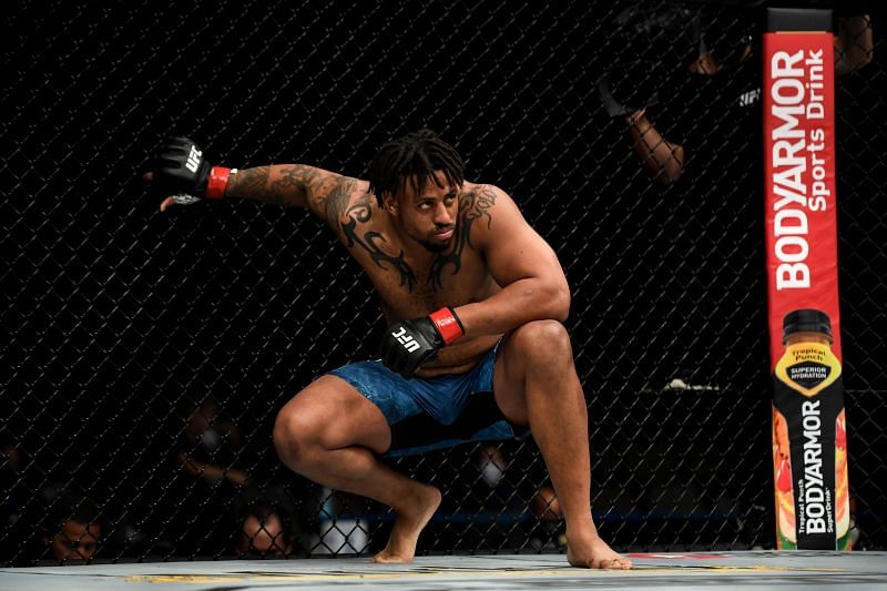 Greg Hardy has put together a respectable record in the UFC.