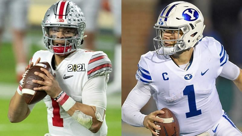 Zach Wilson or Justin Fields at No.2 overall?