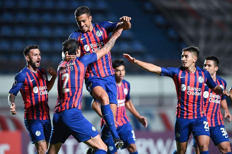 San Lorenzo will host Santos on Wednesday