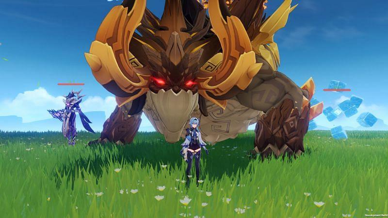 New enemies (Image via GenshinImpact leaks)