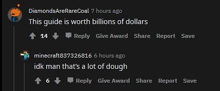 Shown: Redditors debating the worth of the OP