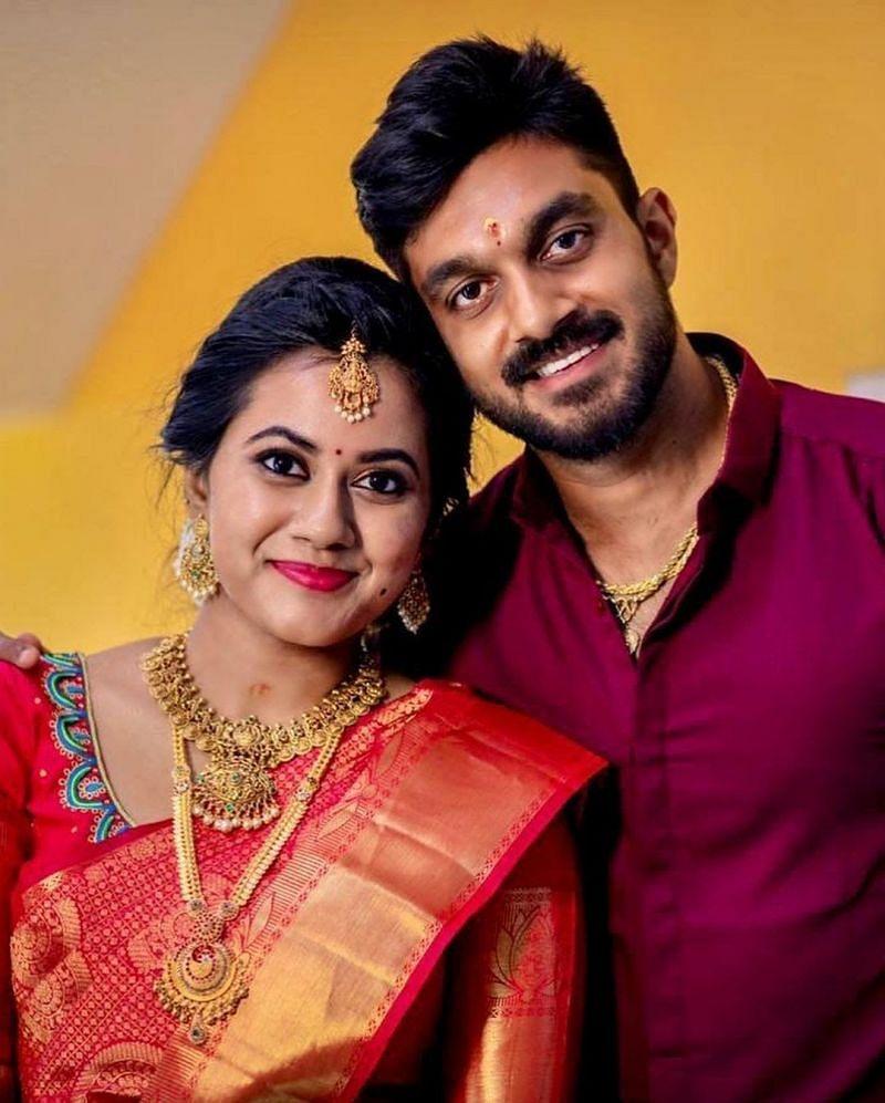 Vijay Shankar's Wife