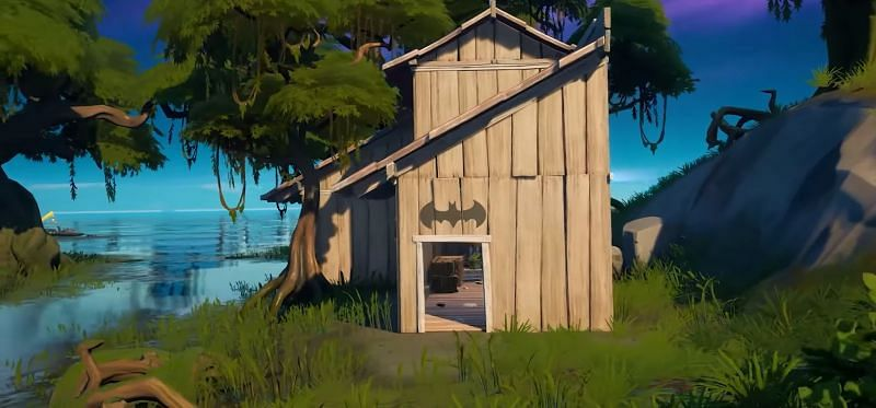New map changes in Fortnite 16.30. Image via PlayStationGrenade - YouTube and Epic Games.
