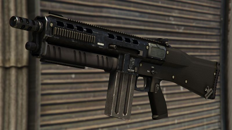 There are a number of weapons that are objectively devastating in GTA Online (Image via GTA Wiki Fandom)