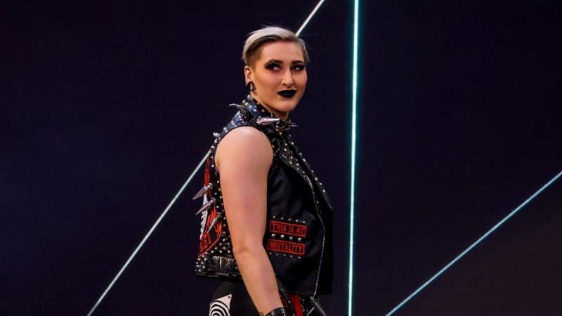 Rhea Ripley could be walking out of WrestleMania as RAW Women