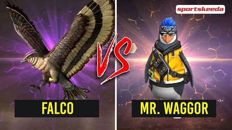 Free Fire players can choose a pet based on the kind of player that they are (Image via Sportskeeda)