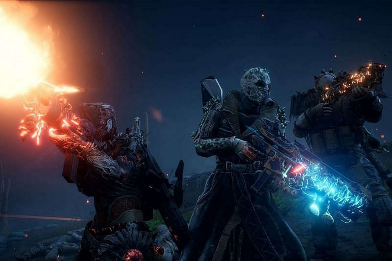 Outriders Technomancer guide: How to get the Borealis Monarch armor set in-game