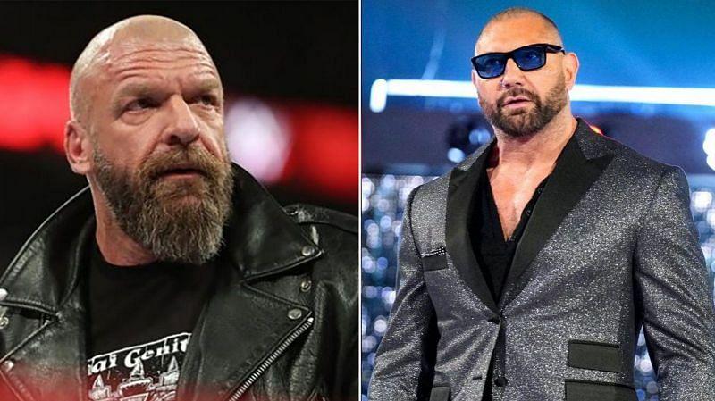 Triple H and Batista