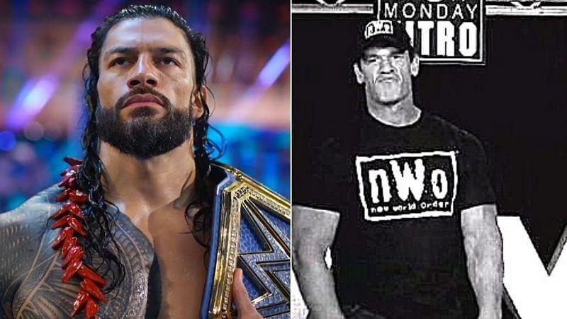 Reigns/Cena