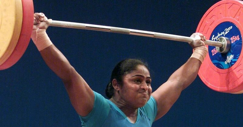 Karnam Malleswari won a historic bronze for India at the Sydney Olympics, paving the way for others to follow (Source: Oleg Popov/AFP)