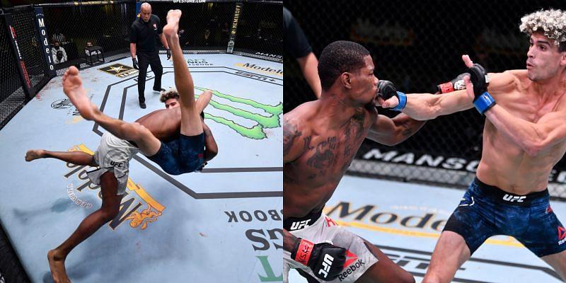 UFC Vegas 12: Kevin Holland vs. Charlie Ontiveros