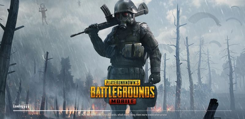 PUBG Mobile is a highly popular mobile BR game (Image via Wallpaper Cave)