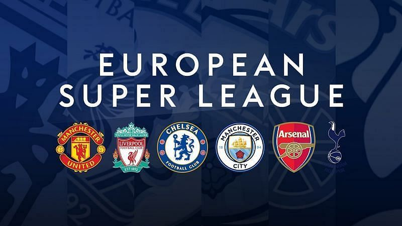 The European Super League has been roundly condemned