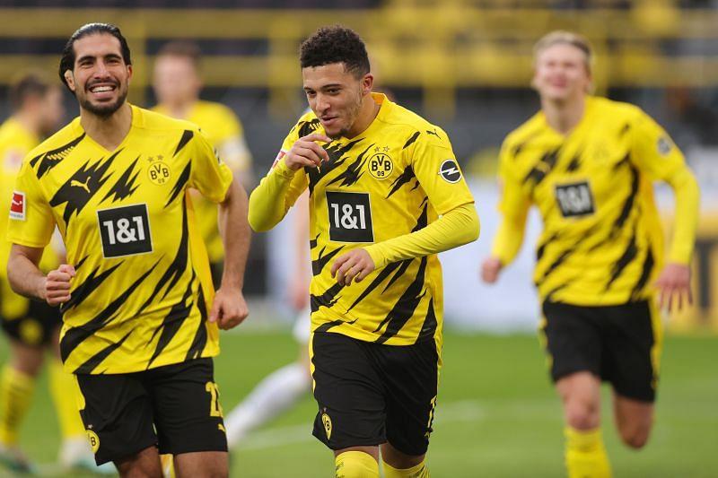 Borussia Dortmund have a few injury concerns