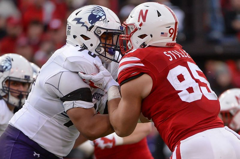 Northwestern vs Nebraska