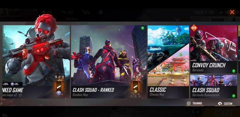 New mode (Image via Ungraduate Gamer)