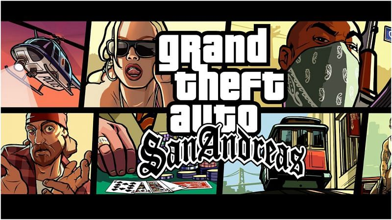 Fans have been fascinated by GTA San Andreas myths for years now (Image via Rockstar Games)