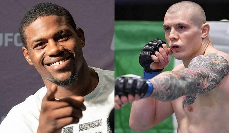 UFC Vegas 23: Holland vs. Vettori