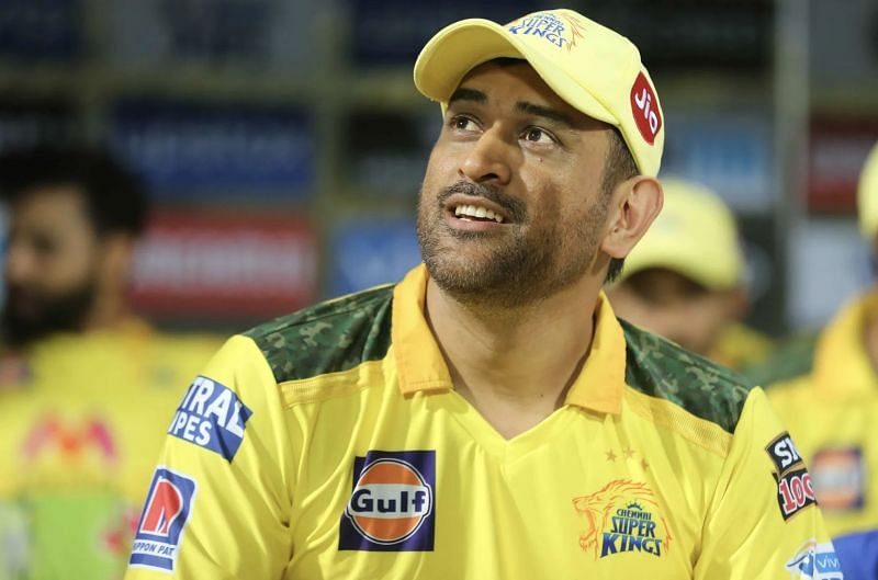 MS Dhoni became the first player to make 200 appearances for CSK. (Photo: BCCI)