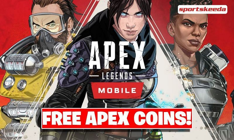 Players can get Apex Coins in Apex Legends Mobile for free!
