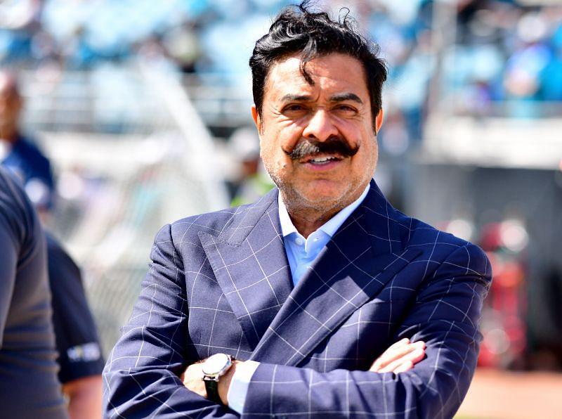 Jacksonville Jaguars owner Shahid Kahn