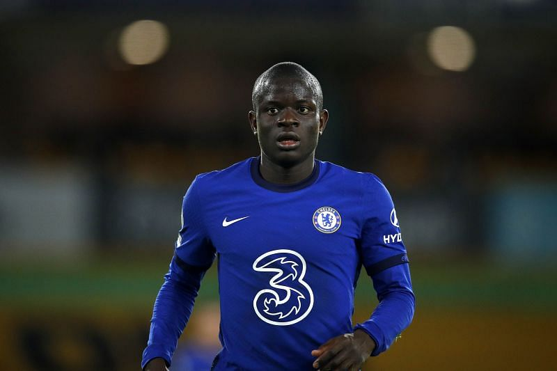 Kante was superb in the midfield