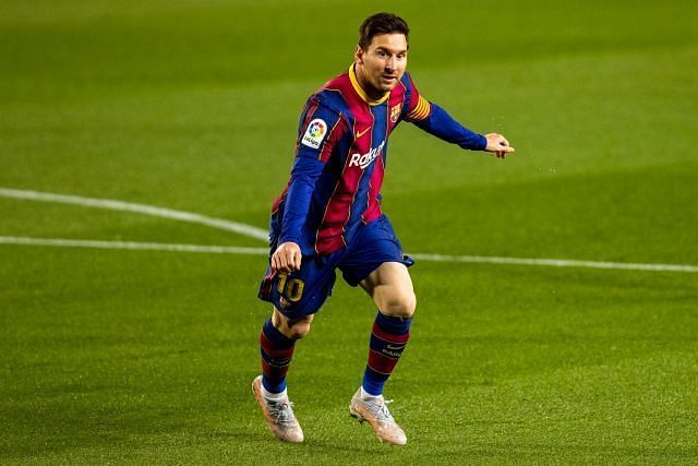 Lionel Messi is one of only two players to score 100 goals in the Champions League.