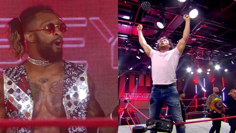 Chris Bey returned to kick off IMPACT Wrestling; the champion sent a message to the entire roster