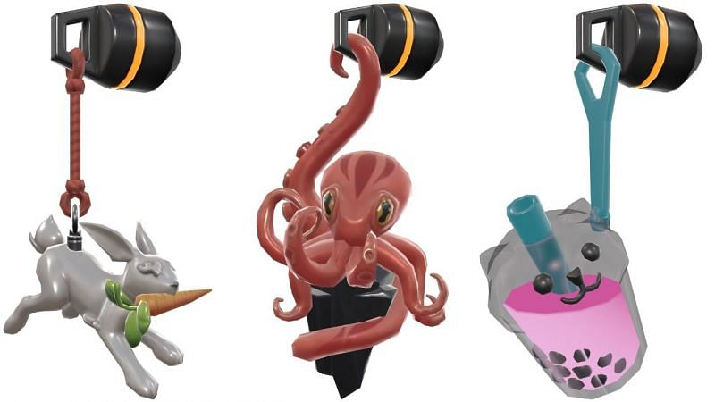Some of the collectibles in the new Act (Image via Riot Games)