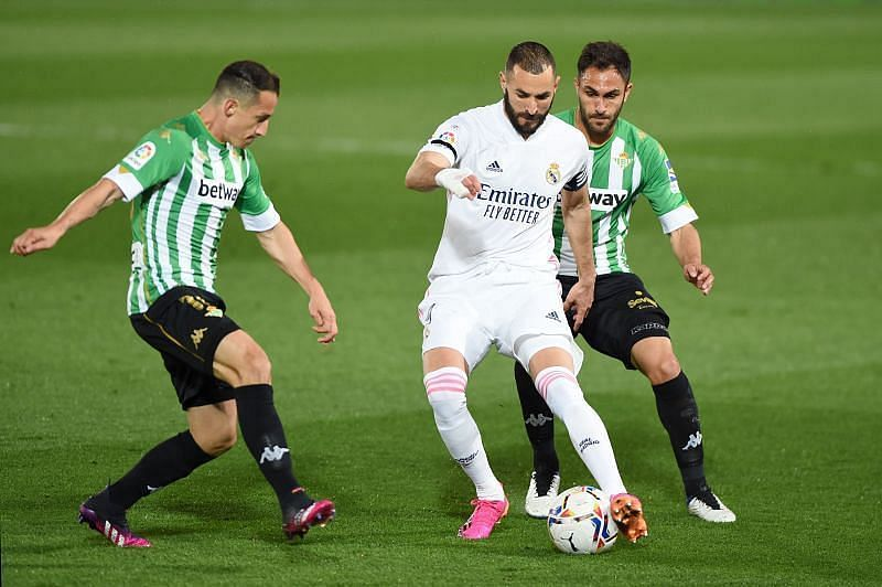 Los Blancos drew for the second time in last three league games