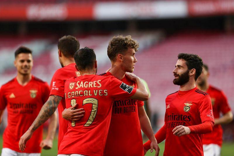 Benfica travel to Pacos de Ferreira in their upcoming Primeira Liga fixture