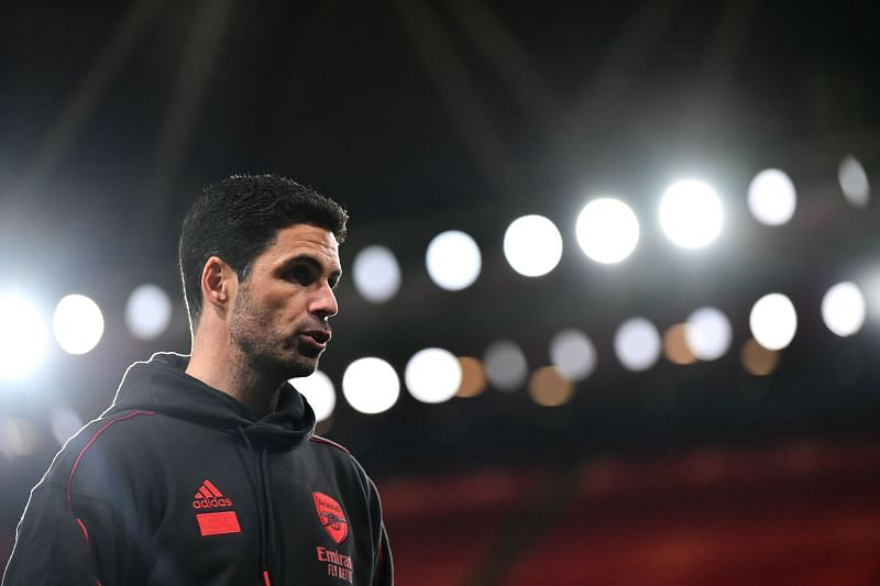 Mikel Arteta may need to find a replacement for Aubameyang and Lacazette in the summer