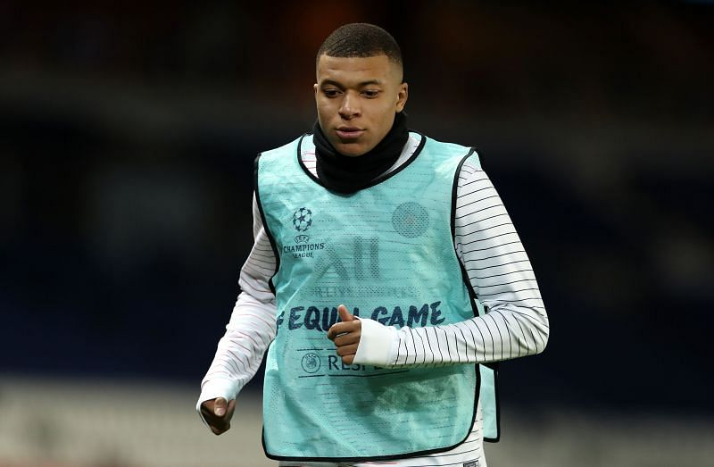Real Madrid have been interested in Kylian Mbappe for a long time.