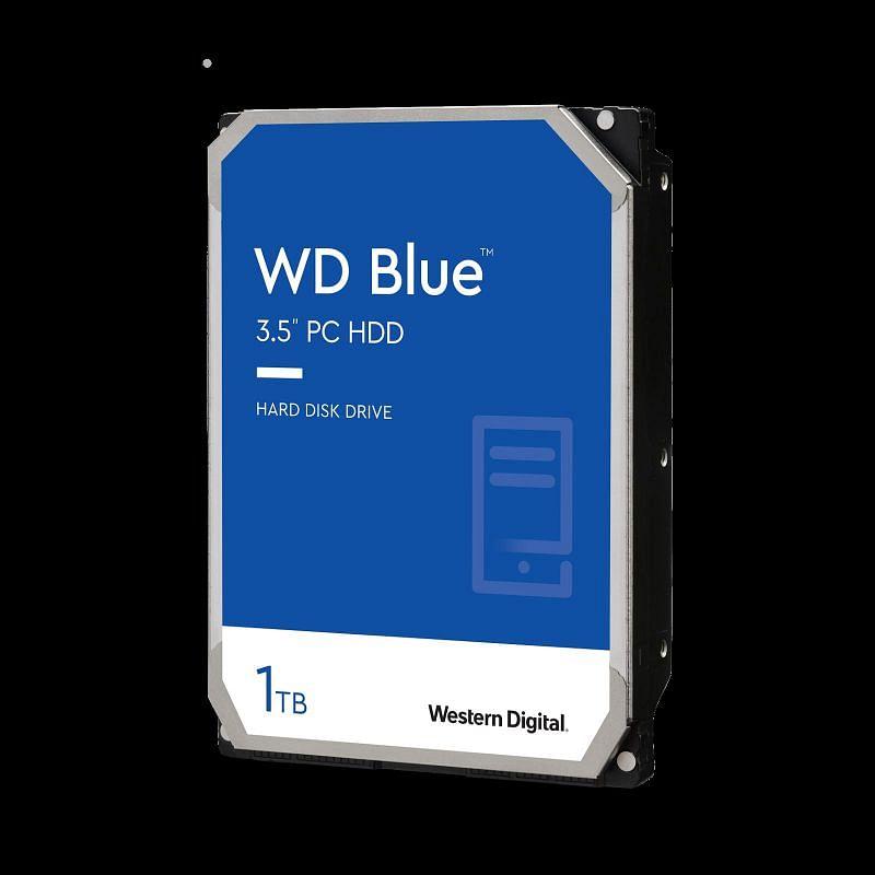 HDD: Western Digital 1TB Hard Drive