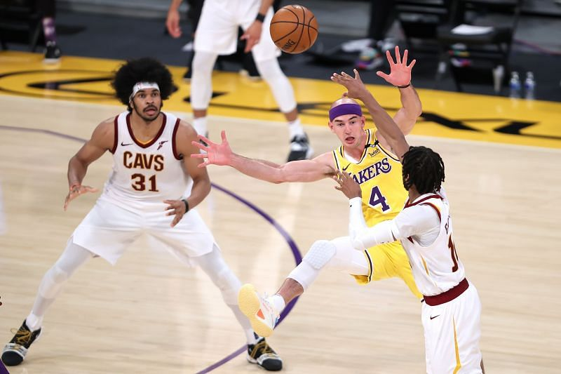 Cleveland Cavaliers vs LA Lakers