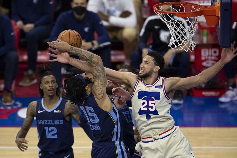 Ben Simmons has been the Philadelphia 76ers