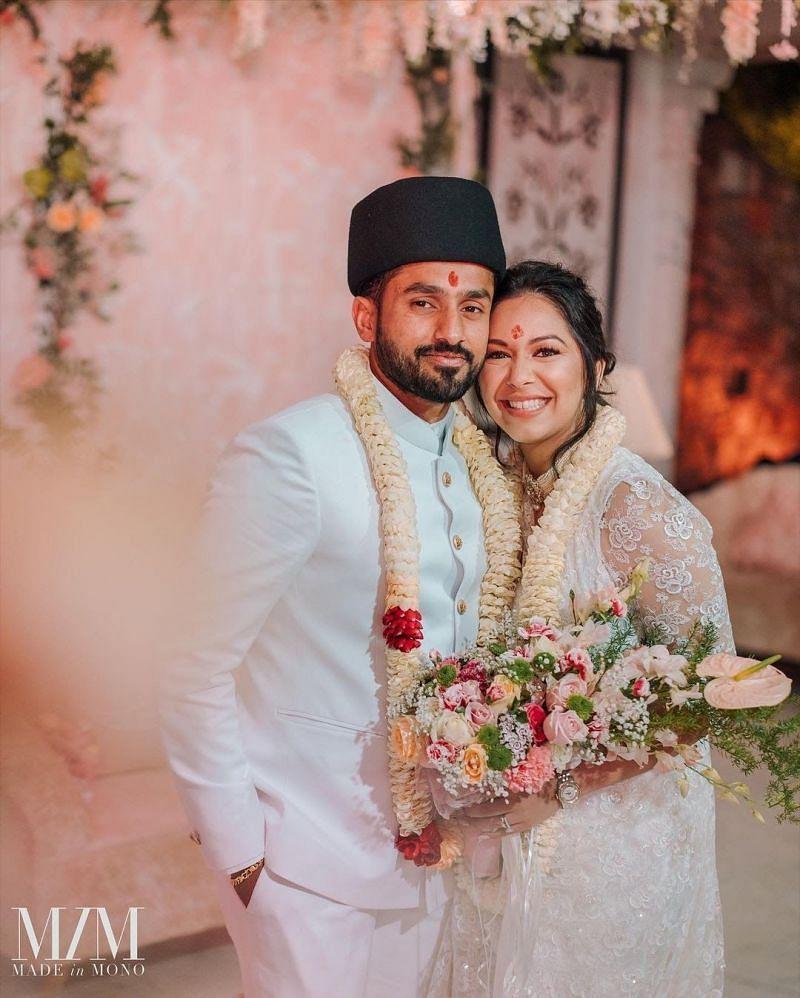 Karun Nair's Wedding