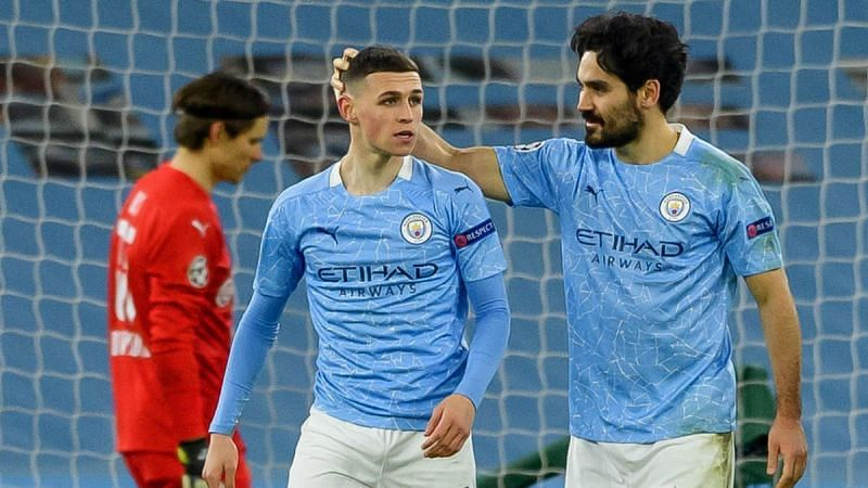 Manchester City play host to Leeds United