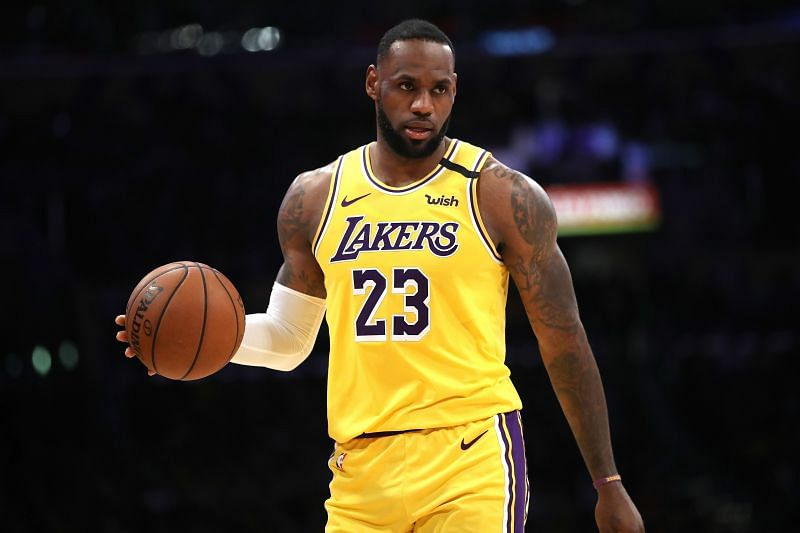 LeBron James scored 21 points the last time he faced the New York Knicks