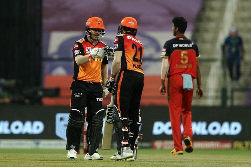 Can the Sunrisers Hyderabad end their losing streak at MA Chidambaram Stadium? (Image courtesy: IPLT20.com)
