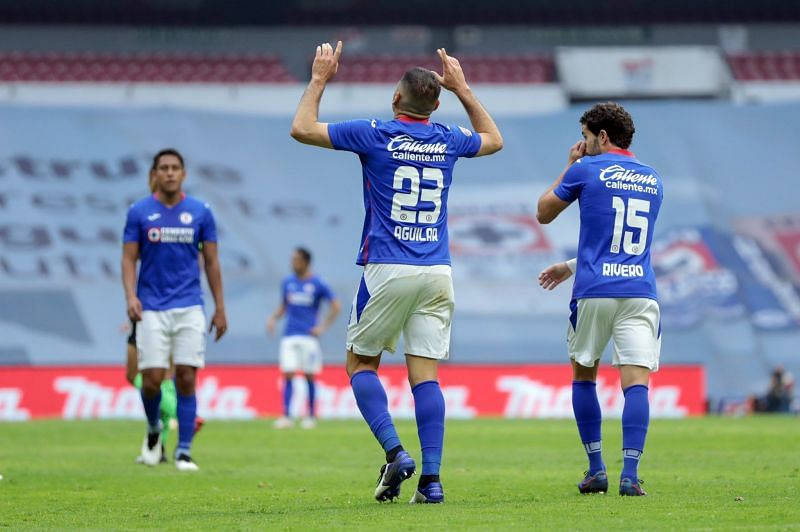 Cruz Azul face Toronto FC in their upcoming CONCACAF Champions League fixture